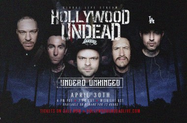 Hollywood Undead: Undead Unhinged