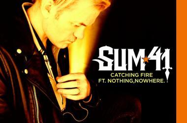 Sum 41 - Catching Fire
