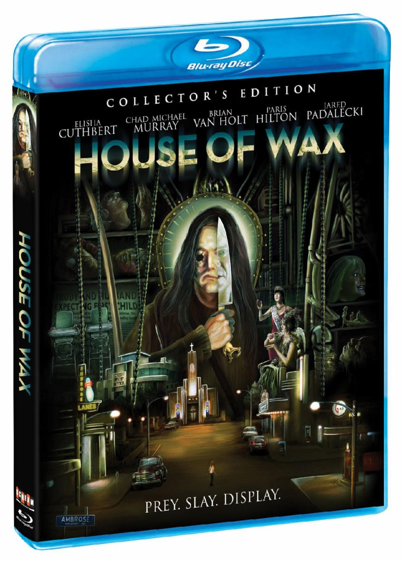 'House of Wax' Collector's Edition Blu-Ray