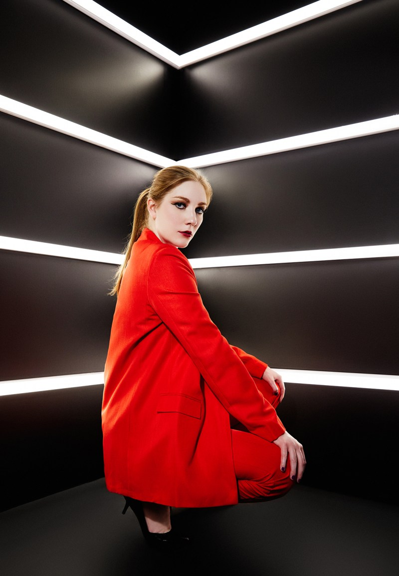Jenna - Photo by Anna Azarov Photography