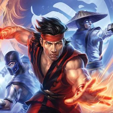 Mortal Kombat Legends: Battle of the Realms 4K Ultra HD