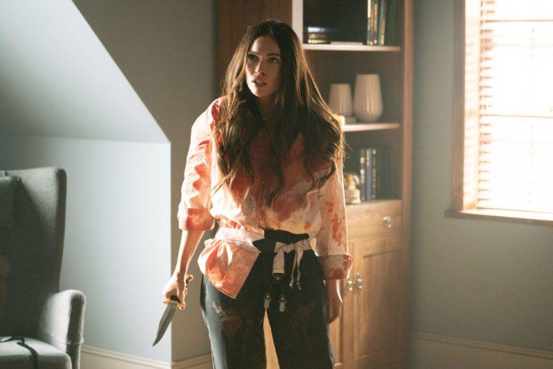 TILL DEATH starring Megan Fox