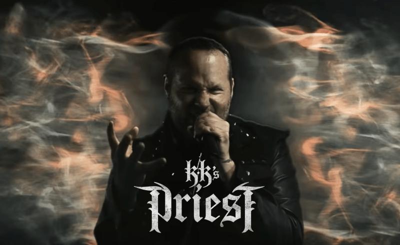 """Tim """"Ripper"""" Owens of KKs Priest"""