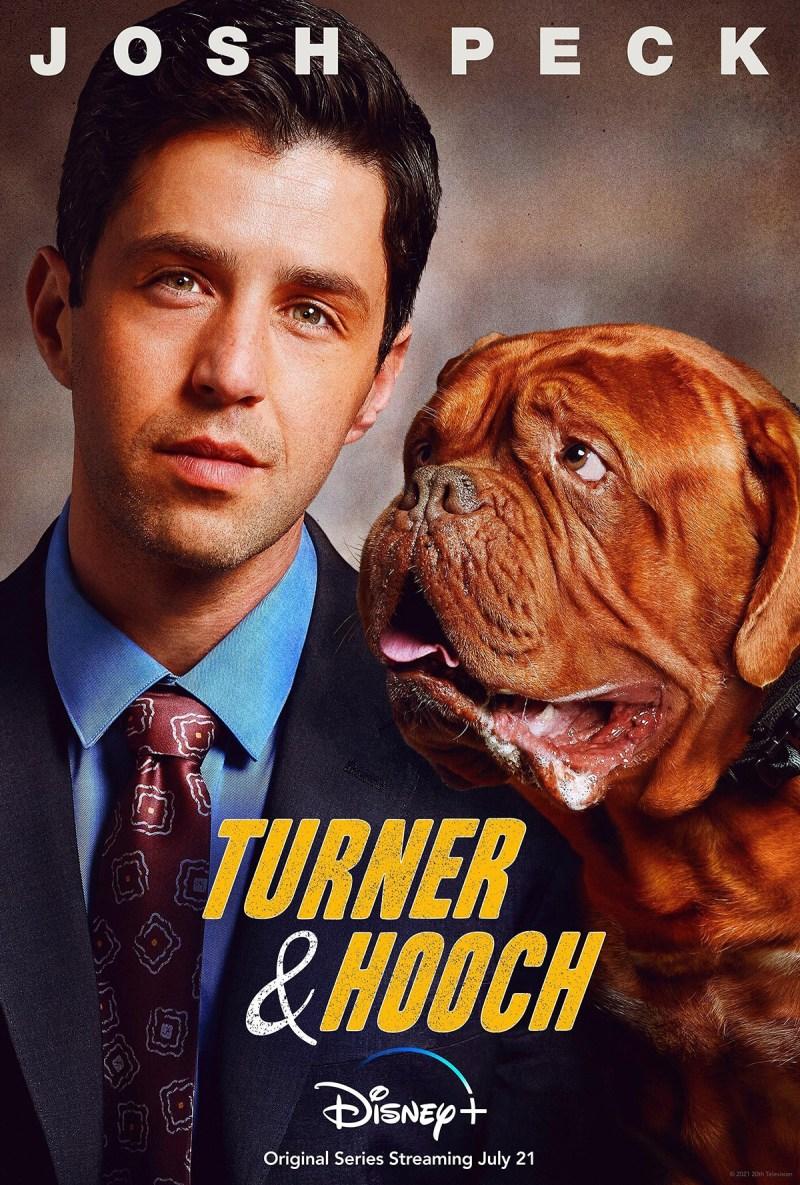 """Disney+ """"Turner & Hooch"""""""