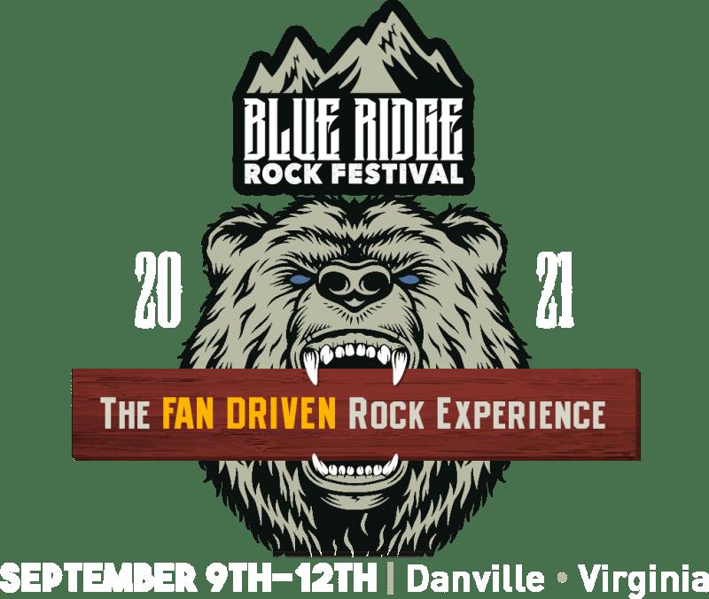 BLUE RIDGE ROCK FESTIVAL 2021