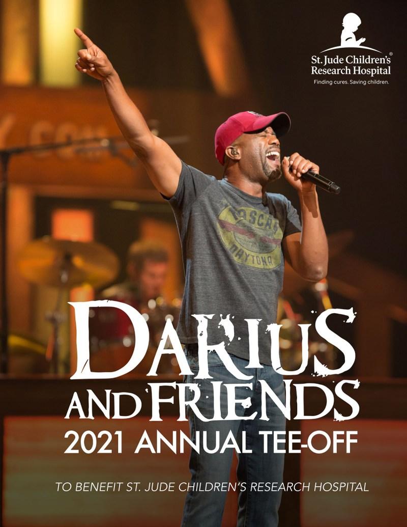 Darius Rucker and Friends St. Jude Children's Research Hospital Concert 2021