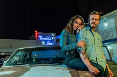 HARD LUCK LOVE SONG starring Michael Dorman and Sophia Bush |