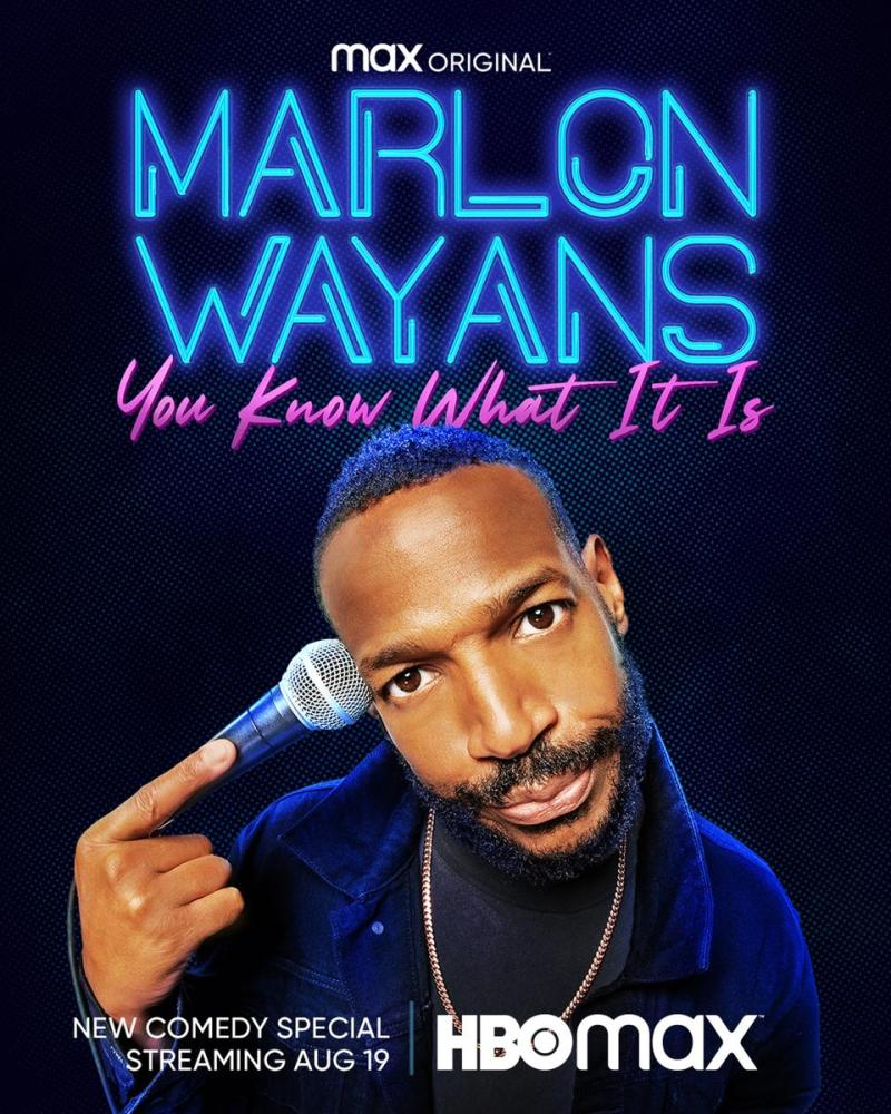 Marlon Wayans: You Know What It Is on HBO Max