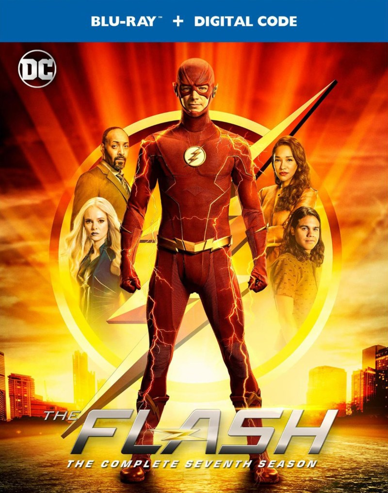 The Flash: The Complete Seventh Season
