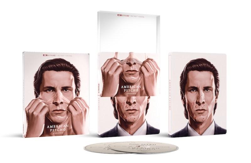 American Psycho 4K UHD Steelbook from Best Buy