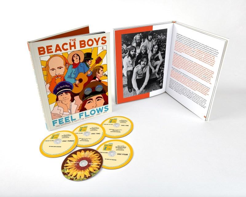 The Beach Boys - Feel Flows Box Set