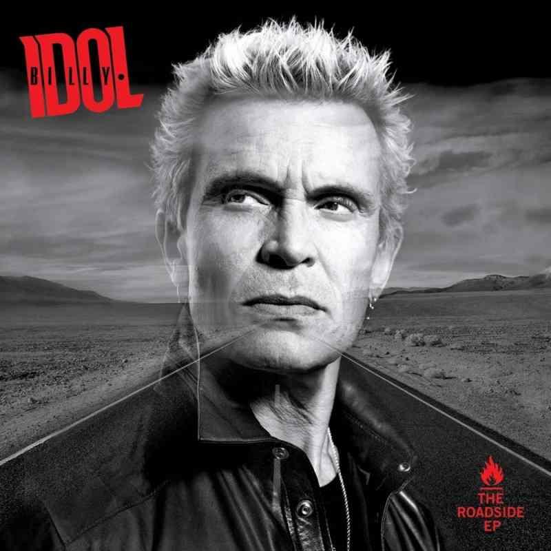 Billy Idol - 'The Roadside' EP