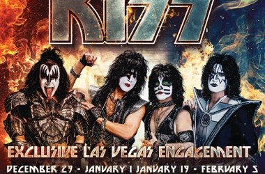 KISS Announces Exclusive Las Vegas Engagement at Zappos Theater at Planet Hollywood