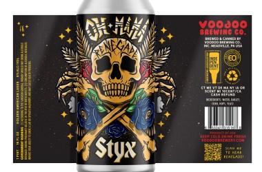 Styx - Oh Mama Beer via Voodoo Brewing Co.