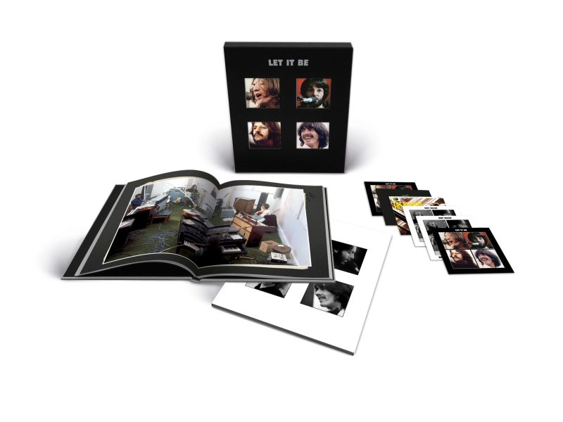 The Beatles' 'Let It Be' Special Edition to be Released October 15