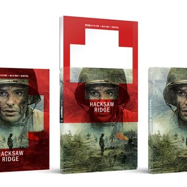 'Hacksaw Ridge' 4K Steelbook
