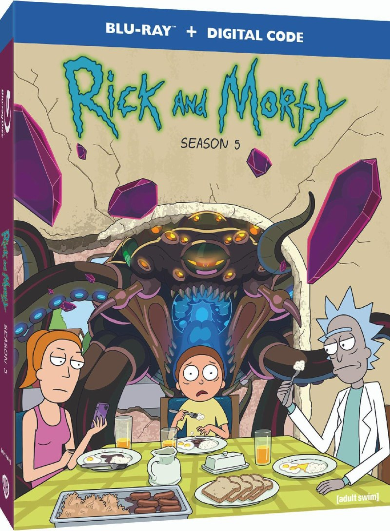 Rick and Morty: The Complete Fifth Season