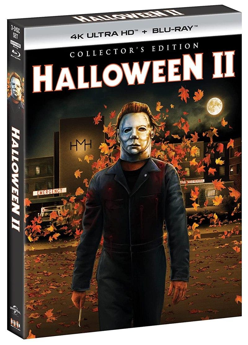 Halloween 4k UHD Blu-ray from Scream Factory