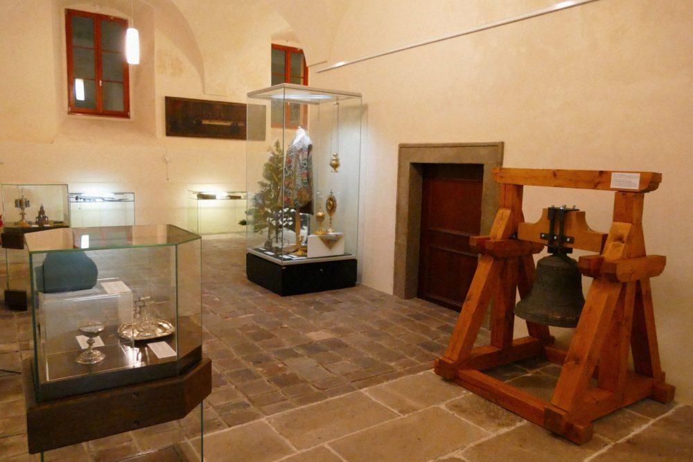 Nová stálá expozice v klášterním kostele