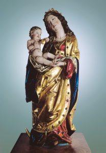 Panna Maria Věrná Ostrov originál