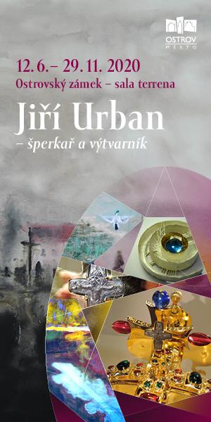 Thumbnail for the Jiří Urban – šperkař a výtvarník page.