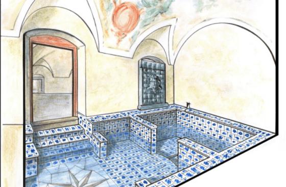 Palác princů - Dianina lázeň