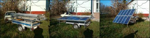 NESL Sistem PV Portabil