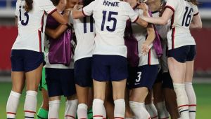 Catarina Macario's journey from boys' teams in Brazil to the USWNT, Olympics