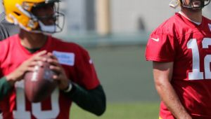 Summer of Love: Rodgers likely to sit preseason