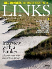 LINKS, The Best of Golf Magazine