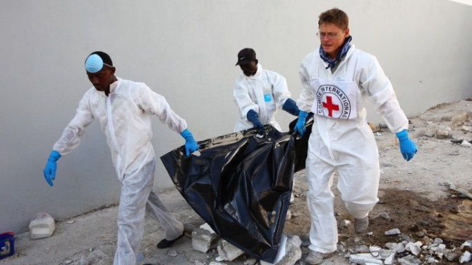 Identifying the dead: Why the ICRC is increasing its forensic expertise in Africa