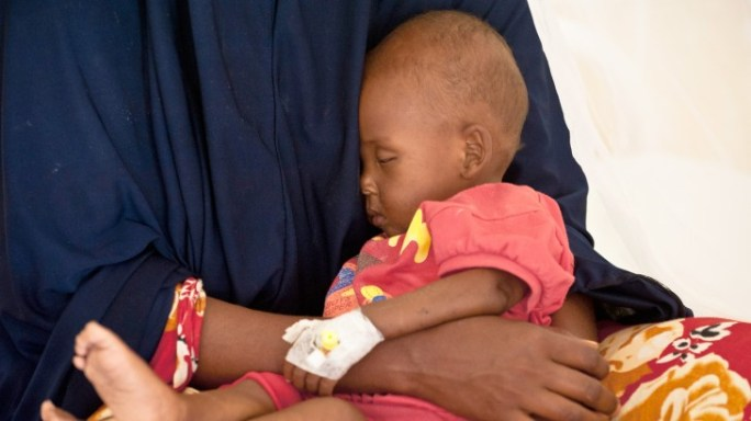 Helping mothers improve child nutrition in Somalia