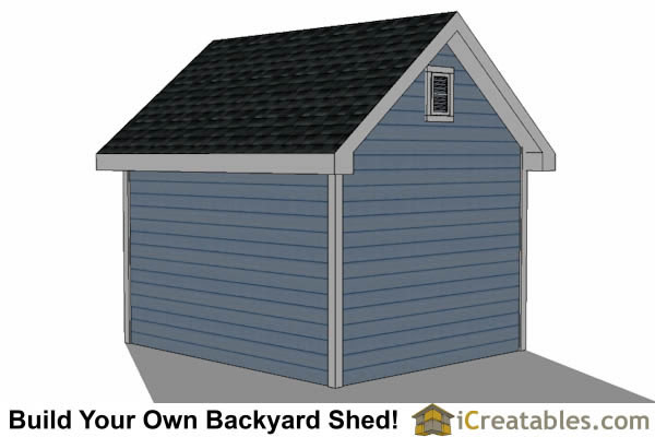 build shed doors double