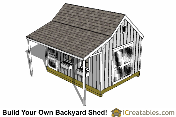 Easy Build Shed Plans