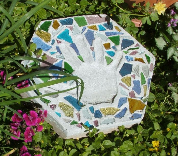 Stepping Stones for Garden