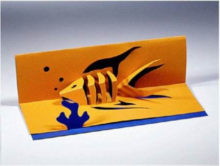 How to DIY 3D Kirigami Greeting Cards with Templates 25