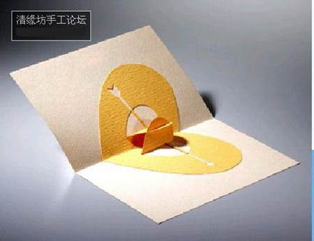 How To Diy 3d Kirigami Greeting Cards With Templates