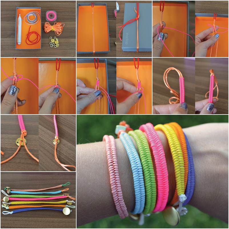 How To DIY Braided Fishtail Bracelet