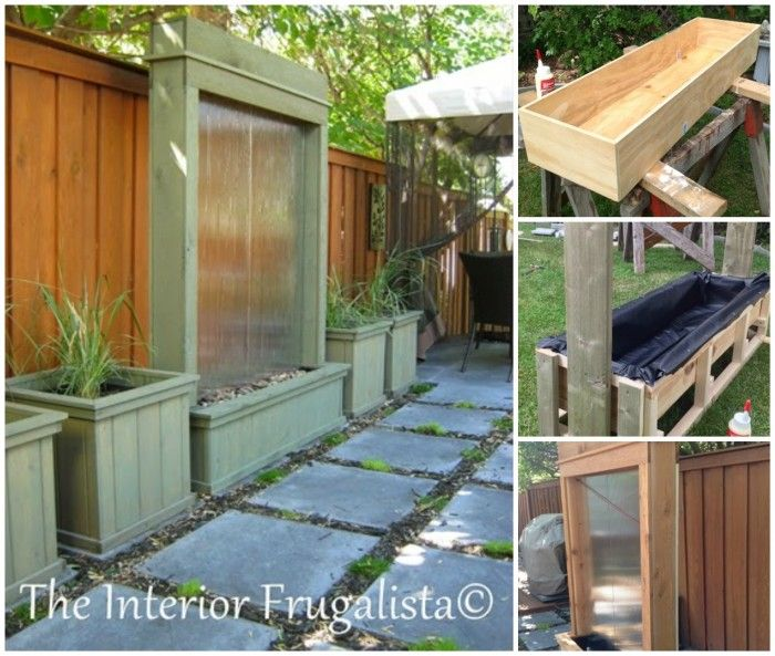 40+ Creative DIY Water Features For Your Garden - i ... on Water Feature Ideas For Patio id=13798