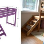 Creative Ideas Diy Camp Loft Bed With Stairs I Creative Ideas