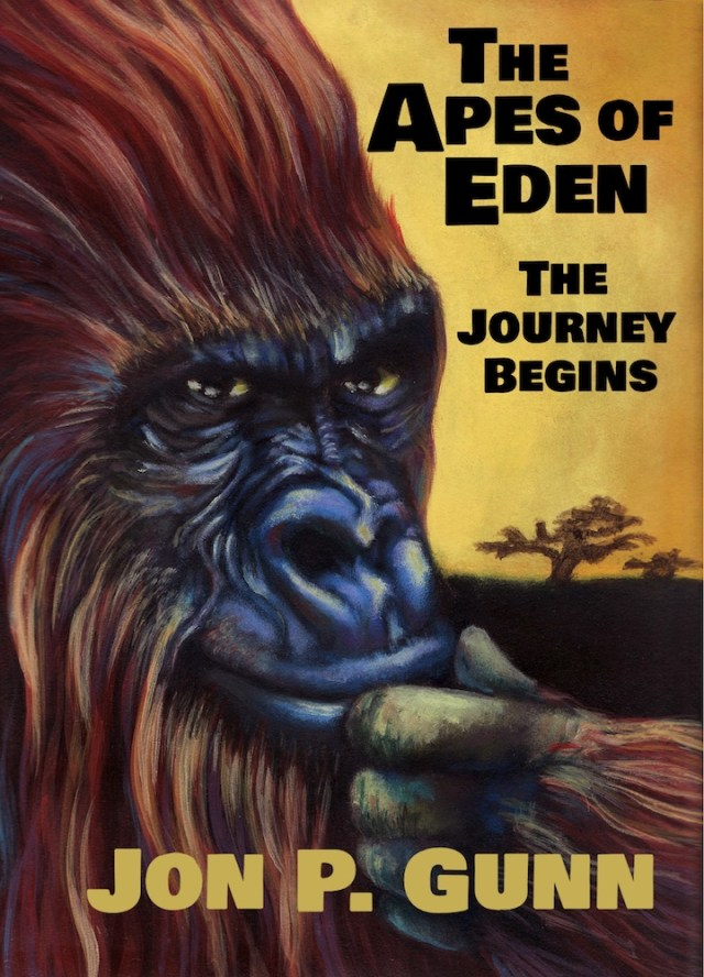 The Apes of Eden - The Journey Begins by Jon P. Gunn Image
