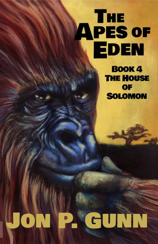 The Apes of Eden - The House of Solomon by Jon P. Gunn Image
