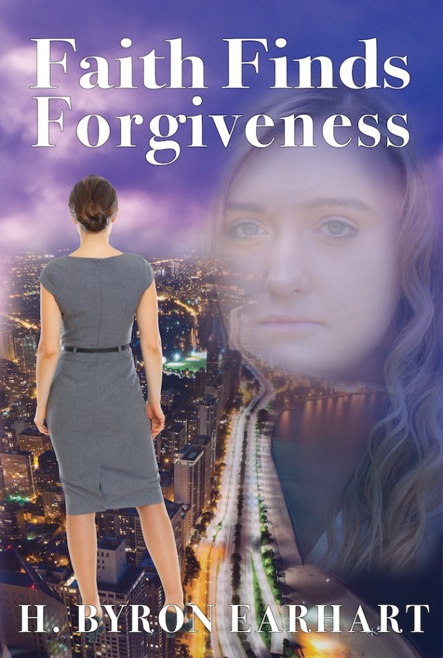 Just Released - Faith Finds Forgiveness by H. Byron Earhart Image
