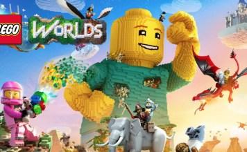 The Lego Worlds