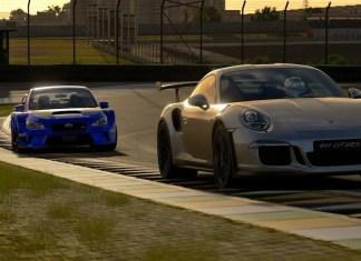 nuovo gameplay su Gran Turismo Sport