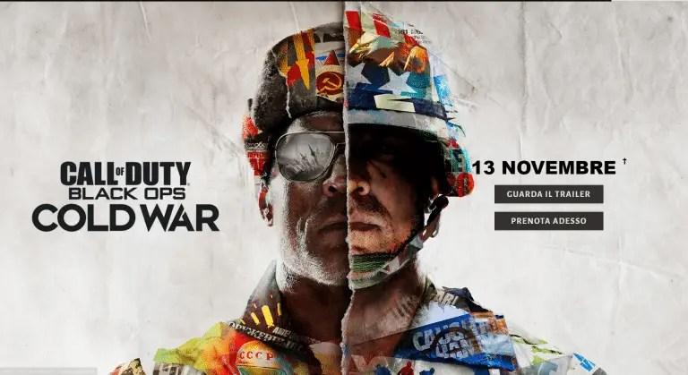 Call of Duty Black Ops Cold War Nuova Nuketown e Stagione 1
