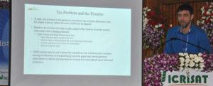Presentation by Dr Robbins.