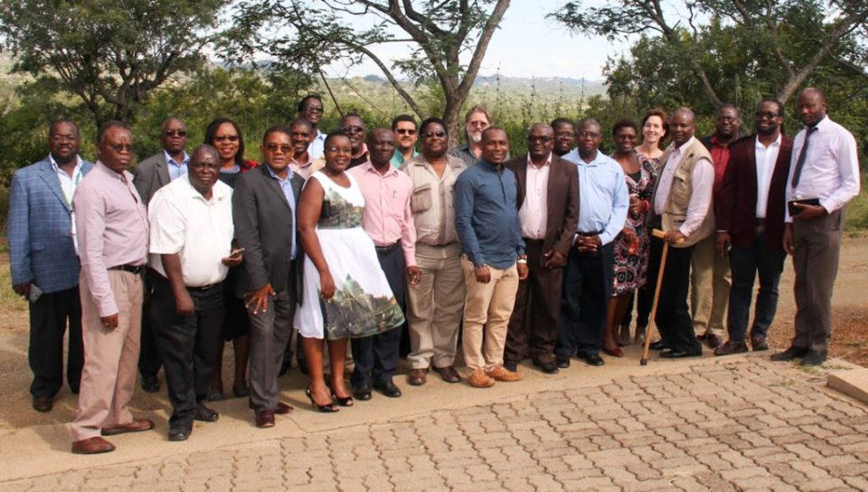 Participants at the stakeholder workshop in Bulawayo, Zimbabwe. Photo: Violette Kee Tui