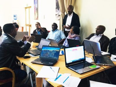 Participants seek clarifications on how to use the tools.