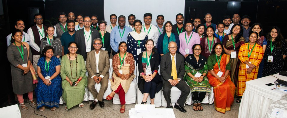 Participants at the gathering. Photo: S Punna, ICRISAT
